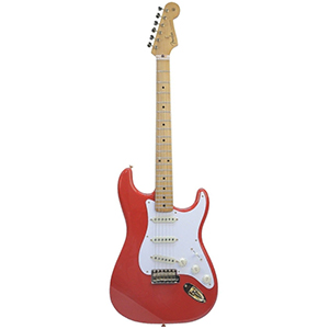 Fender FSR Limited Edition 50 Stratocaster - Fiesta Red