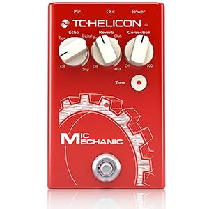 TC Electronic Mic Mechanic 2
