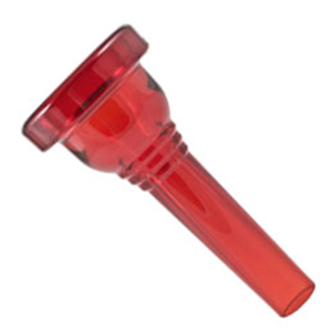 Kelly Mouthpieces 12C Trombone / Baritone Small-shank - Crystal Red