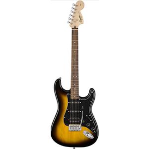 Squier Affinity Stratocaster HSS Brown Sunburst