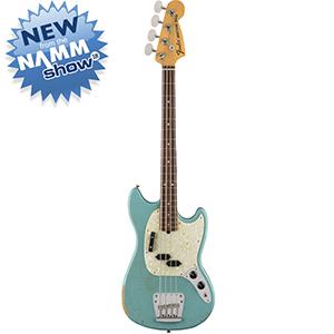 Fender JMJ Road Worn Mustang Bass * Pre-Order