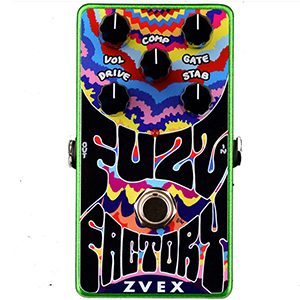 ZVEX Effects Fuzz Factory Vertical - Vexter
