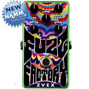 ZVEX Effects Fuzz Factory Vertical - Vexter
