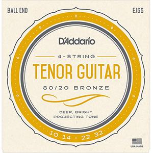 Daddario EJ66 Tenor Guitar Strings
