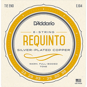Daddario EJ94 Requinto Strings