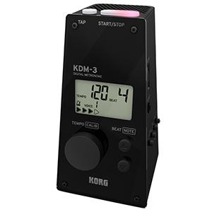Korg KDM-3 Black