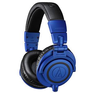 Audio Technica ATH-M50x Blue Black