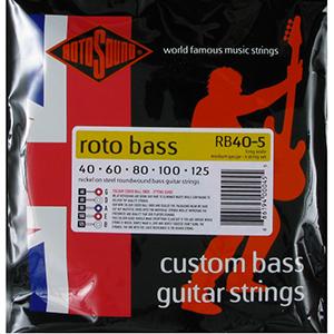 Rotosound RB40-5 Roto Bass