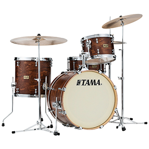 Tama S.L.P. Drum Kit Fat Spruce - Satin Wild Spruce