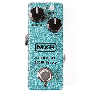 MXR Classica 108 Fuzz