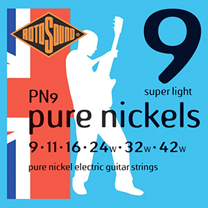 Rotosound PN9 Pure Nickels