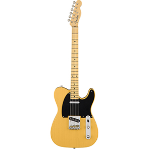 Fender American Original 50s Telecaster - Butterscotch Blonde