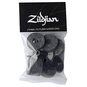 Zildjian Cymbal Felt and Sleeve 3 Pack