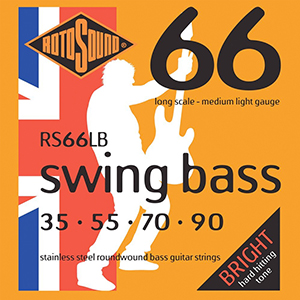 Rotosound RS66LB Swing Bass