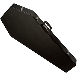 Coffin G185R Guitar Case / Red Velvet
