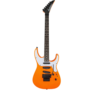 Jackson X Series Soloist SL4X Neon Orange
