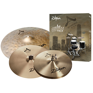 Zildjian City Pack