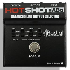 Radial HotShot ABo