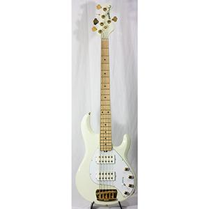 Ernie Ball Music Man Stingray 5 - White *Pre-Owned