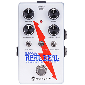 Pigtronix Bob Weirs Real Deal
