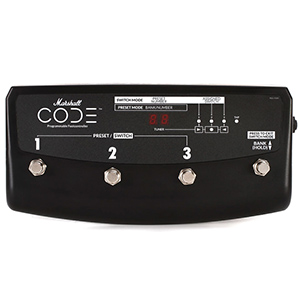 Marshall Marshall PEDL-91010 Code Footcontroller