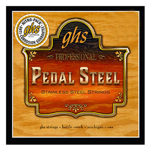 GHS Pedal Steel Super Steels - C6 Tuning
