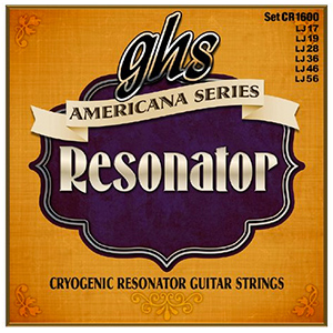 GHS Americana Series Resonator 17-56
