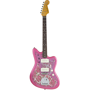 Fender Traditional 60s Jazzmaster - Pink Paisley MIJ