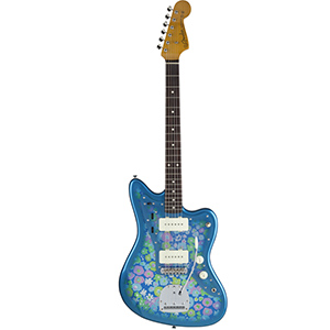 Fender Traditional 60s Jazzmaster - Blue Flower MIJ