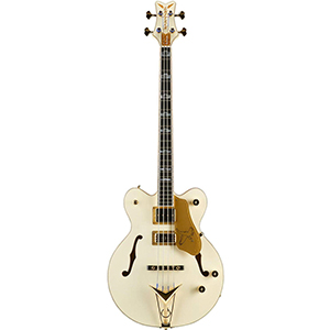 Gretsch G6136B-TP Aged White Lacquer