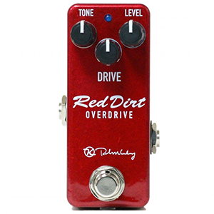 Keeley Electronics Red Dirt Mini Keeley Overdrive