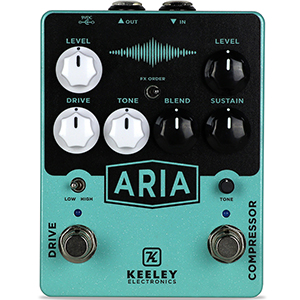 Keeley Electronics Aria Compressor