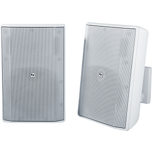 Electro Voice EVID-S8.2 Pair - White