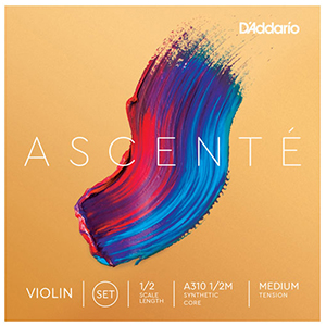 Daddario Ascente Violin String Set 1/2 - Medium