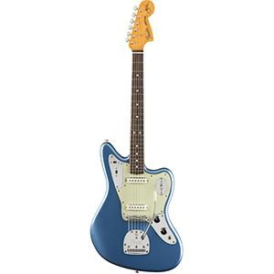 Fender Johnny Marr Jaguar Lake Placid Blue