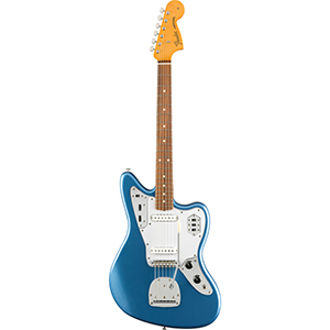 Fender 60s Jaguar Lacquer Lake Placid Blue