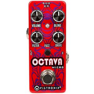 Pigtronix Octava Micro