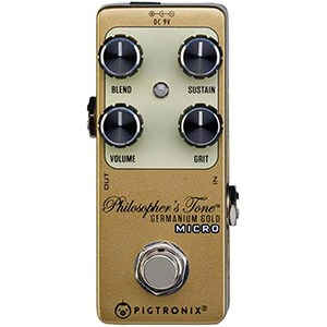 Pigtronix Philosophers Tone - Germanium