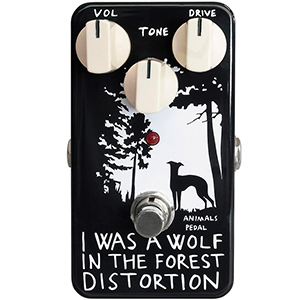 Animals Pedal I Was A Wolf In The Forest Distortion Pedal