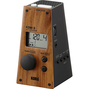 Korg KDM3 Wood-Look Face