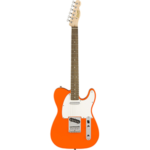 Squier Affinity Series Telecaster - Competition Orange