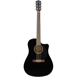 Fender CD-60SCE - Black