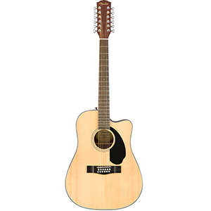 Fender CD-60SCE 12-String - Natural