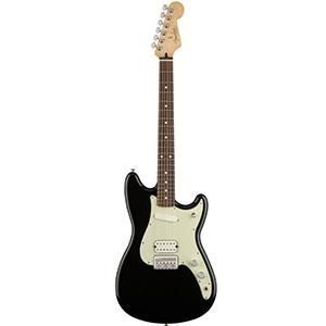 Fender Duo-Sonic HS Black