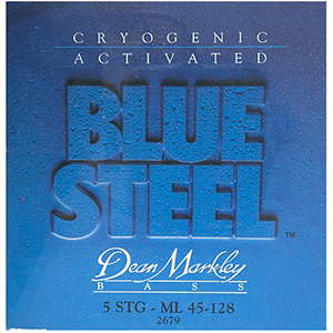 Dean Markley Blue Steel 5-String Bass 2679