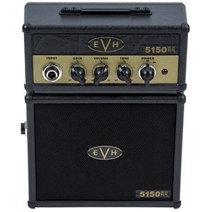 EVH 5150III Micro Stack EL34 - Black and Gold