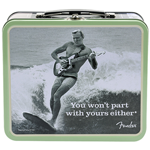 Lunchbox - You Won't Part With Yours Either