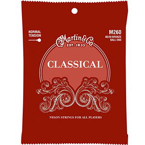 Martin M260 Classical Normal Tension
