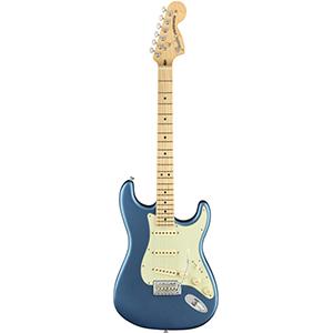 Fender American Performer Stratocaster - Satin Lake Placid Blue
