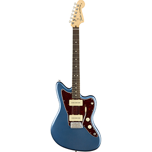 Fender American Performer Jazzmaster Satin Lake Placid Blue